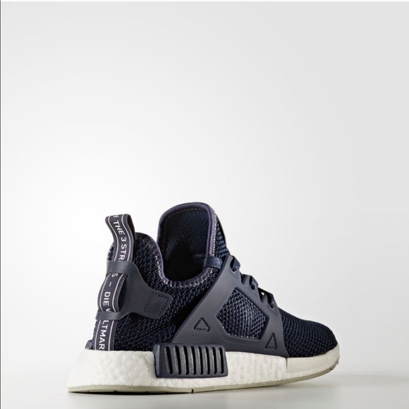 best service 14910 24aa6 NEW Adidas NMD XR1 Size 7.5 navy blue sneakers